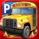 3D School Bus Parking Simulator Game iOS icon