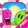 Jewel World PRO Candy Edition : Mash and Crush the Sweet Bean to Progress in this Match3 Adventure iOS Icon