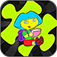 Puzzles for Dora The Explorer (unofficial) app icon