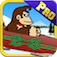 Baby Kong Banana Kart Racing Pro app icon