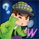 Riddles & Bits ~ guess the little puzzle words 24 x 7 app icon