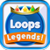 Loops Legends App Icon