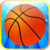 Real Arcade Hoops Fun Basketball Toss app icon