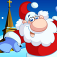Happy Christmas Time with Santa Claus Snowman Elf Reindeer Jigsaw Puzzles: Fun Educational Game for Kids and Toddlers app icon