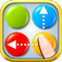 AAA³ - Brain Dots iOS Icon