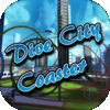 Dive City Rollercoaster app icon