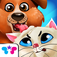 Kitty & Puppy: Love Story App Icon