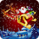 Santa Flow Christmas Puzzle Game Help Deliver Gifts iOS Icon