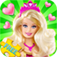 Princess Fairy Tale Puzzle Fun Free app icon