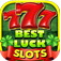 Best Luck Slots Pro iOS Icon