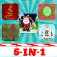 5-in-1 Christmas App Bundle iOS Icon