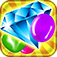 Jewel Games Candy Christmas 2013 Edition app icon