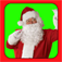 Santa was in my House Catch Santa Camera iOS Icon