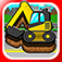 Kids Car Trucks Construction & Emergency Vehicles iOS Icon