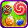 A Crazy Candy Gravity FallDown app icon