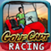 Golf Cart Race App Icon