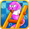 Snakes and Ladders in Aquarium FULL app icon