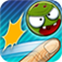 Flick Home Run : Zombies app icon