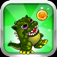 Virtual Godzilla Pet Madness app icon