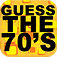 Guess the 70's Pic Reveal Game app icon