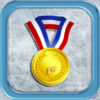 Winter Games: Speed Skating iOS Icon
