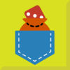 Dice Bag in my Pocket iOS Icon
