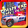 Police Car Race & Chase For Toddlers and Kids iOS Icon