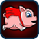 Flappy Pig Ride App Icon