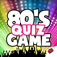 80's Quiz Game iOS Icon