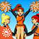 Just Cheer All Star Cheerleader Game app icon