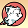 Flappy Kitty (The adventure of a kitty flying like a bird) app icon
