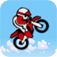 Bumpy Rider -The Adventure of a Flappy Bouncy Bird Biker iOS Icon