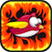 Bird in Hell iOS Icon
