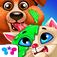 Kitty & Puppy Paint Time app icon