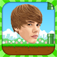 A Flying Bieber app icon