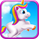 Flappy Unicorn Flyer app icon