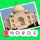 3 Words: Geography – see a pic of a famous place, guess the three hidden words app icon