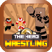 Wrestling Hero Belts Pixel Games iOS Icon