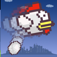 Flappy Egg Drop Free Fall iOS Icon