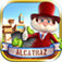 Monument Builders : Alcatraz FREE app icon