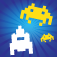 Tilt Invaders: 8-bit space gliding adventure app icon
