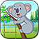 Clumsy Koala app icon
