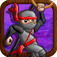 Ninja Mega Swing iOS Icon