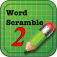 Word Scramble 2 by JWP iOS Icon