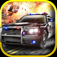 3D Police Drag Racing Driving Simulator iOS Icon