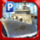 3D Boat Parking Simulator Game iOS Icon