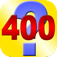Guess The 400 PiCs Quiz iOS Icon
