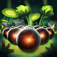 Globosome: Path of the Swarm app icon