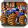 Big Monster Truck Race app icon
