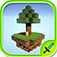 SkyBlock - Mini Survival Game in Block Sky Worlds app icon